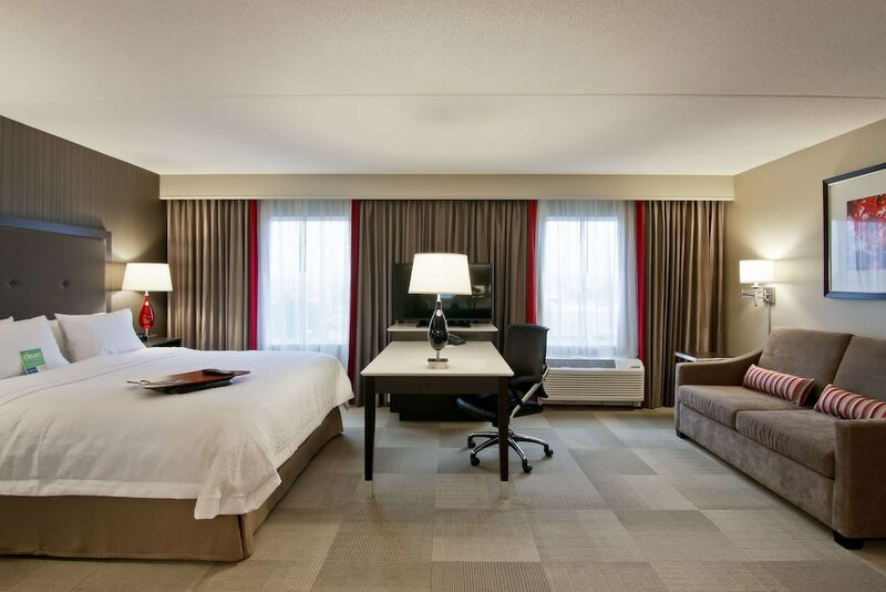 Hampton Inn & Suites by Hilton Toronto Markham, On