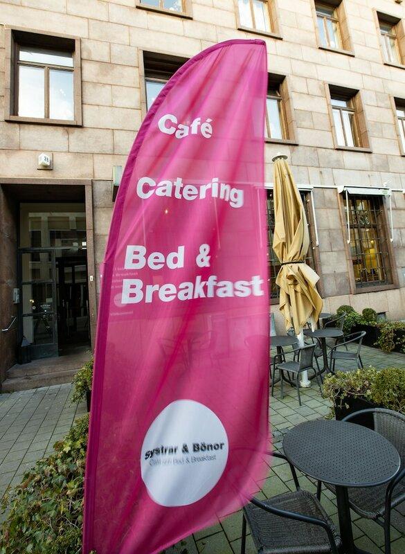 Systrar & Bönor Bed & Breakfast