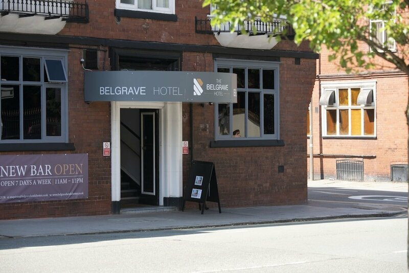 The Belgrave Hotel Chester