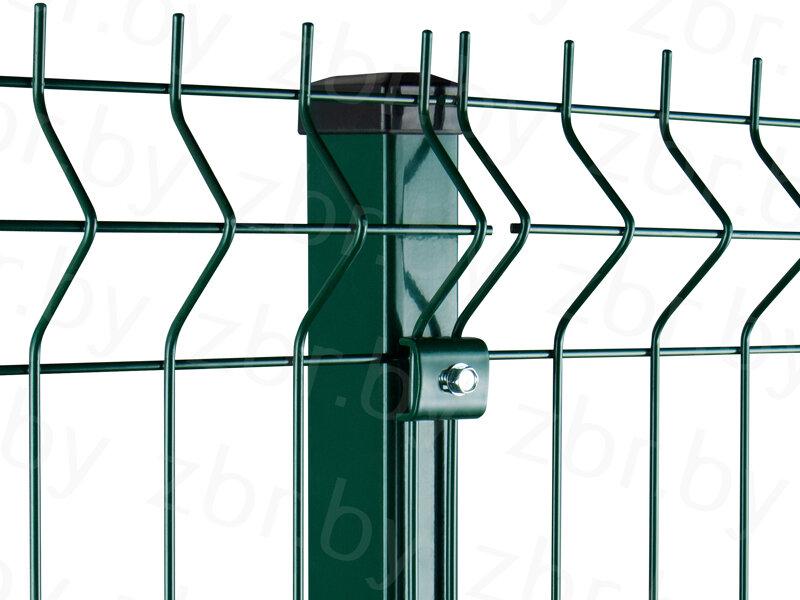 металлические заборы и ограждения — Сталь ТМК — Минск, фото №2