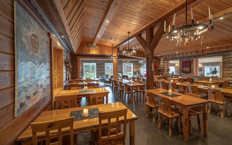 Wilderness Hotel & Igloos Nellim