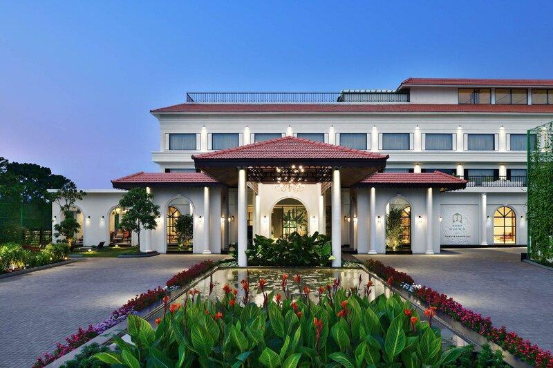 Port Muziris a Tribute Portfolio Hotel Kochi