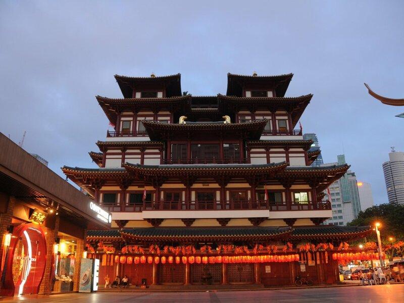 Royal Lodge @ Pagoda Street - Hostel