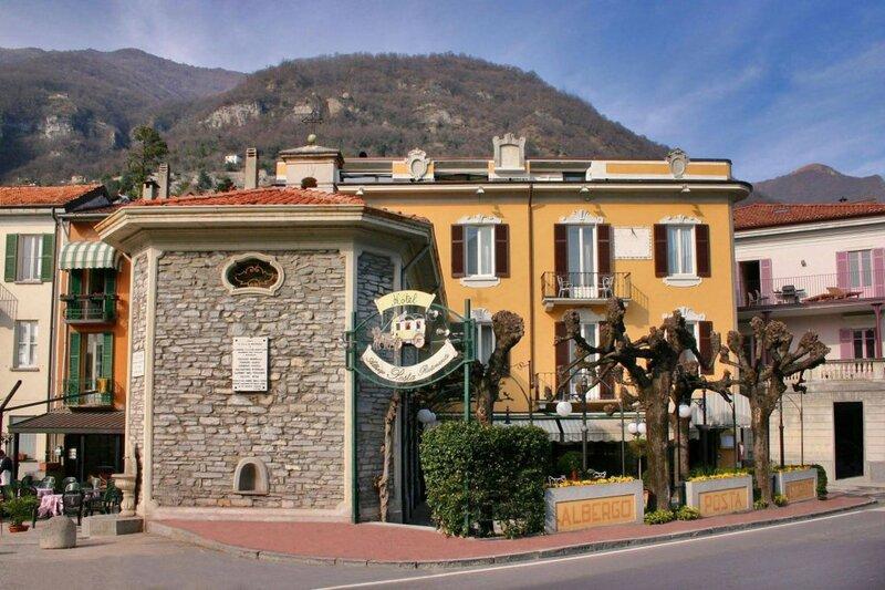 Hotel Posta Moltrasio