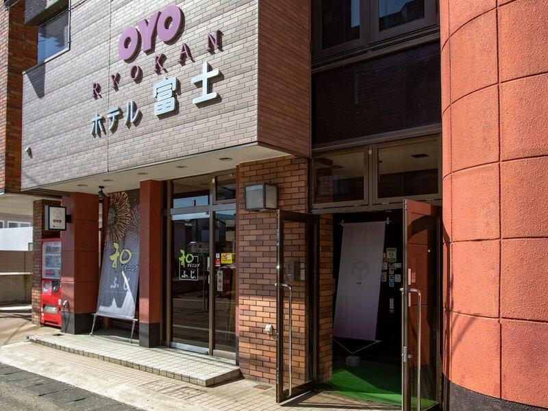 Oyo Hotel Fuji Omagari