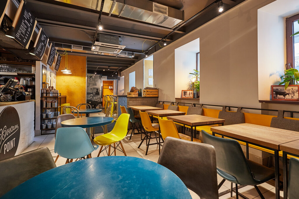кафе — Хинкали Point — Москва, фото №2