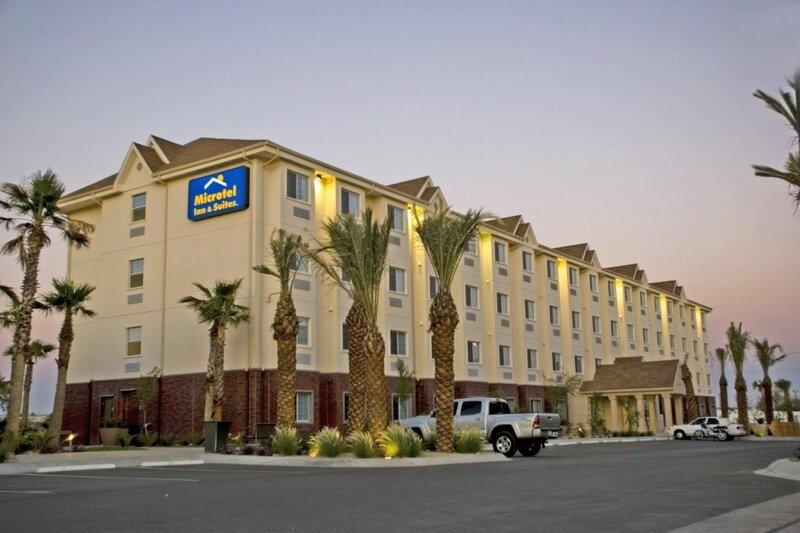 Microtel Inn & Suites CD. Juarez