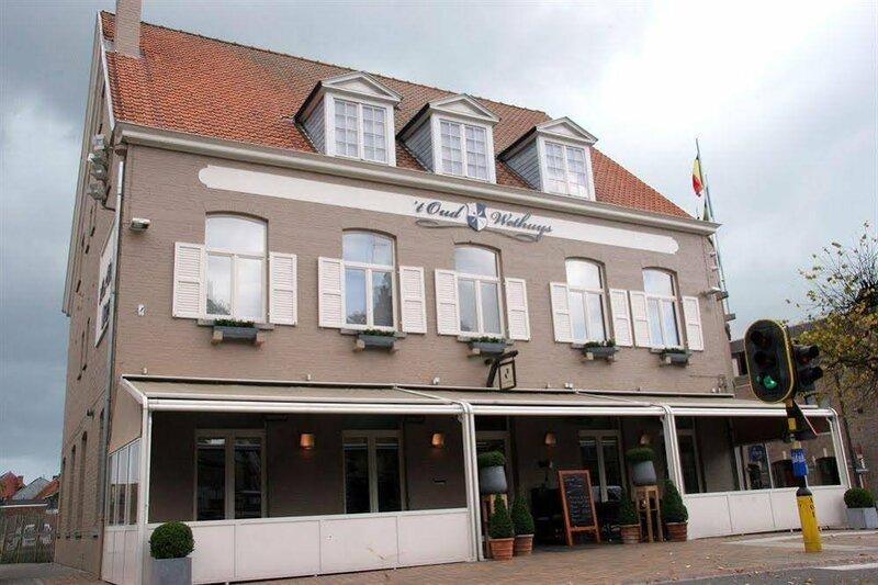 Hotel 't Oud Wethuys Oostkamp-Brugge