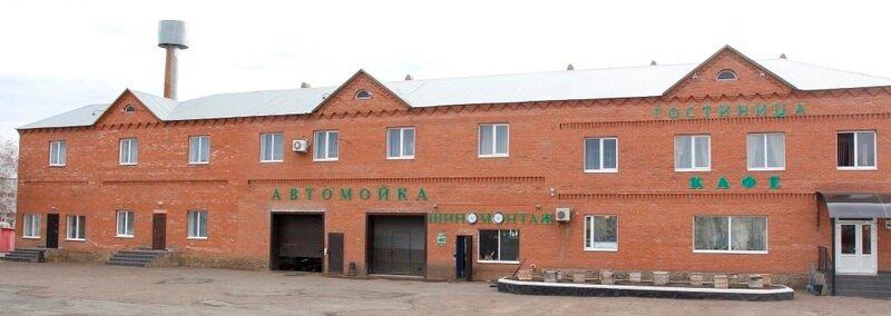 Гостиничный комплекс Степной