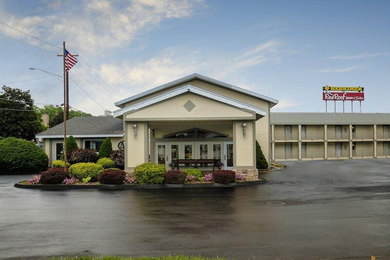 Red Roof Inn & Suites Herkimer