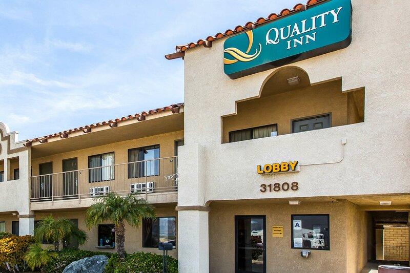 Quality Inn Lake Elsinore I-15