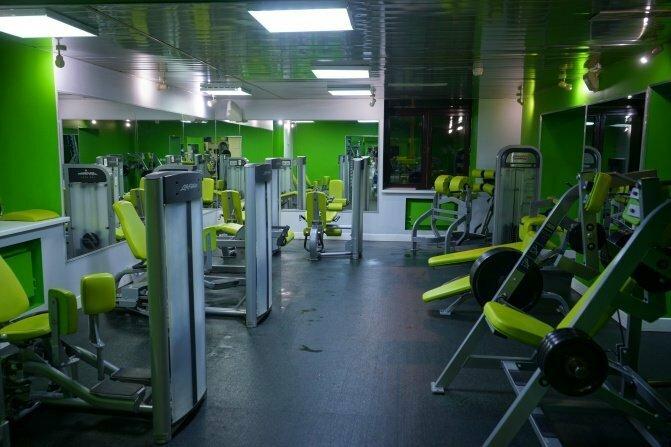 фитнес клубы в москве отрадное