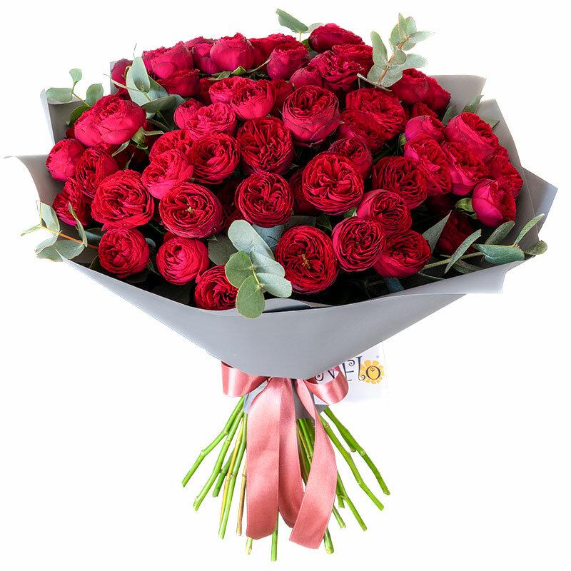 доставка цветов и букетов — NFlo — Архангельск, фото №1