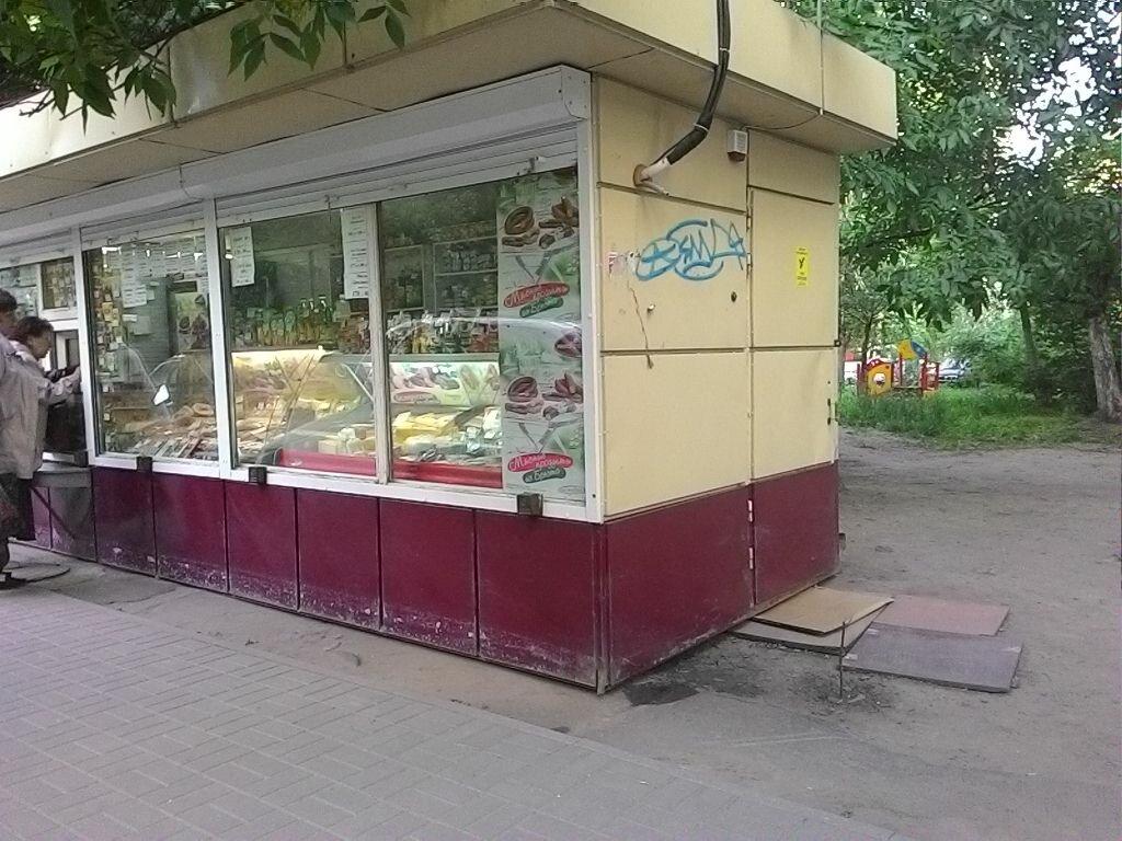 молочный магазин — Киоск по продаже сыров и колбасных изделий — Воронеж, фото №1