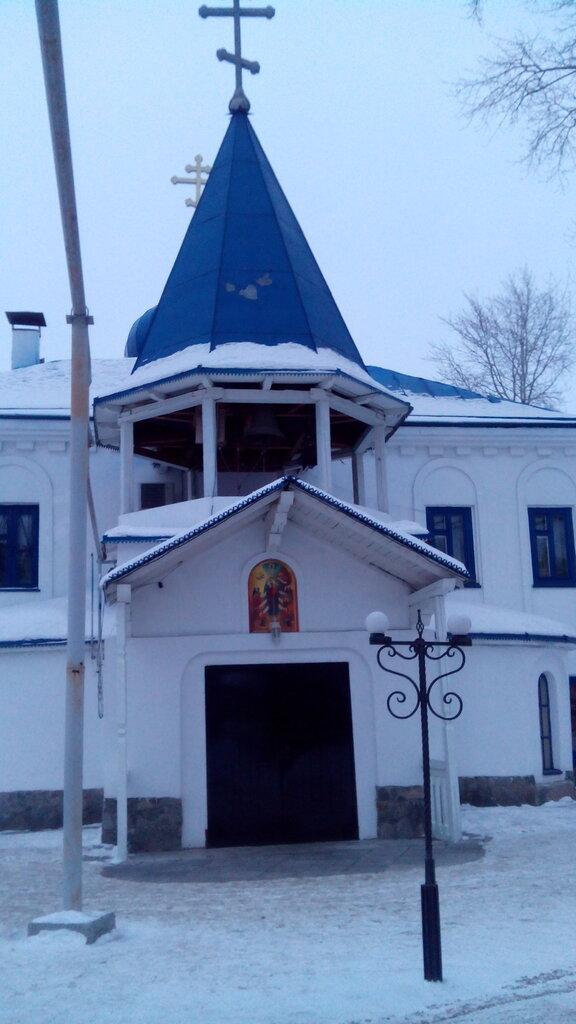 фото парка одигитриевского монастыря челябинск могу