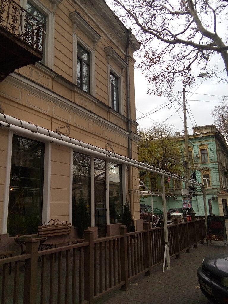 кафе — Ресторан Альпина — Одесса, фото №6
