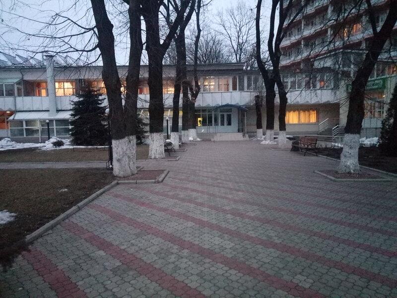 Санаторий Белая акация