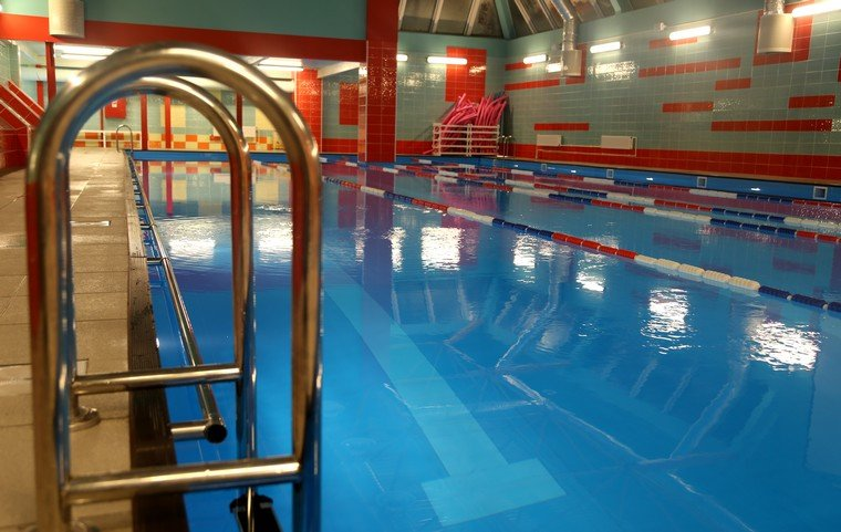бассейн — Fitness House — Санкт-Петербург, фото №2