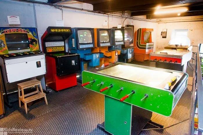 музей игровых автоматов в москве официальный сайт цены