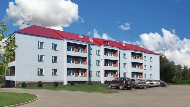 Апартаменты гостницы Усть-Луга