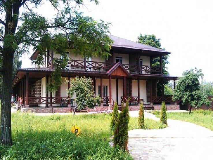 Дачный отель Лесная