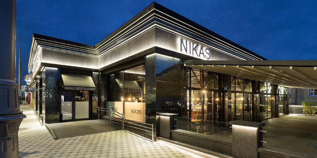 ресторан — Nikas — Харьков, фото №1