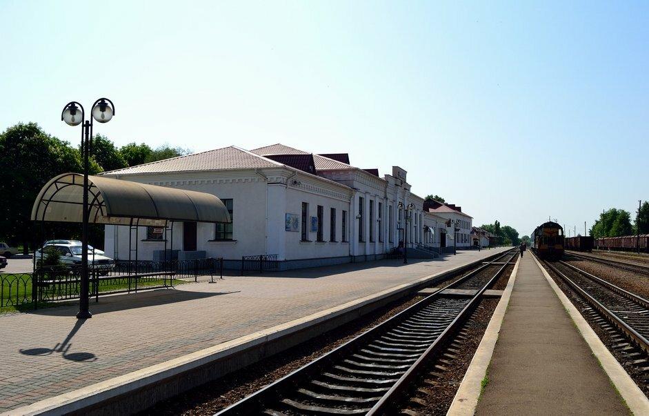 Станция вокзал картинки