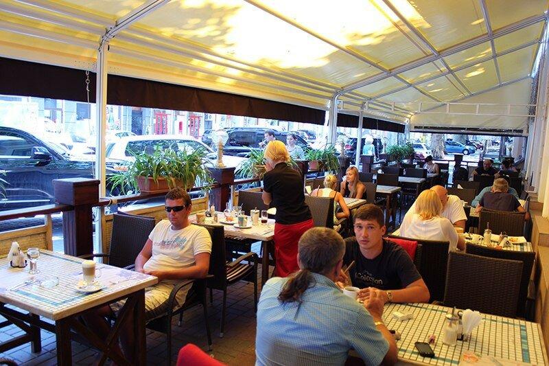 кафе — Ресторан Альпина — Одесса, фото №4