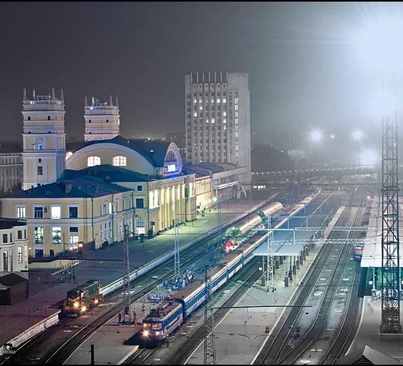 СП филиал Южная железная дорога ПАО Укрзализныця ФСК Локомотив