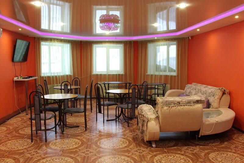 Отель Старовойтовых