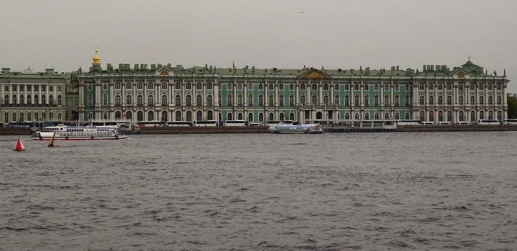 достопримечательность — Зимний дворец — Санкт-Петербург, фото №2