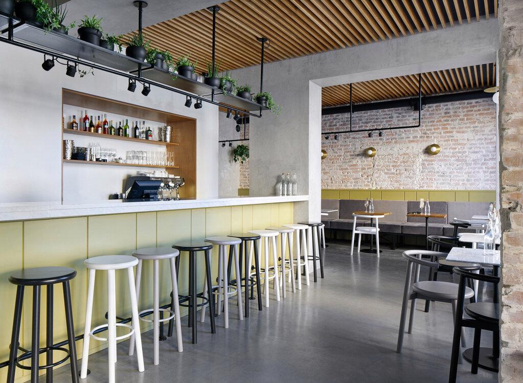 бар, паб — Wine's винный бар — Могилёв, фото №1