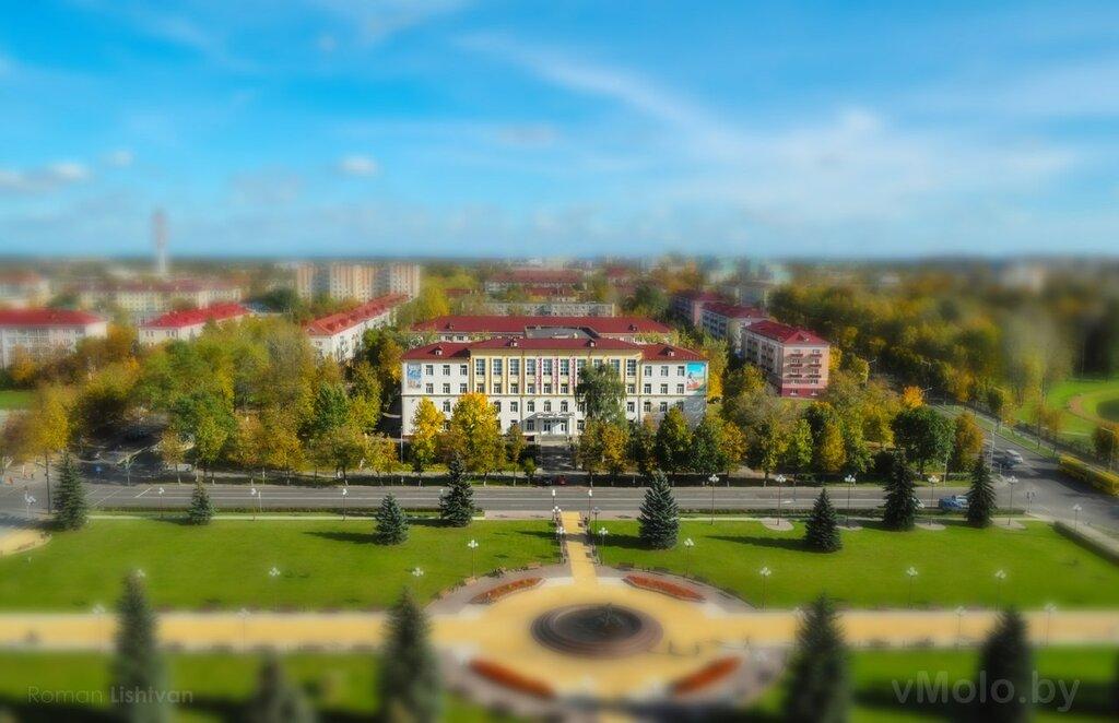 колледж — Торгово-экономический колледж — Молодечно, фото №1