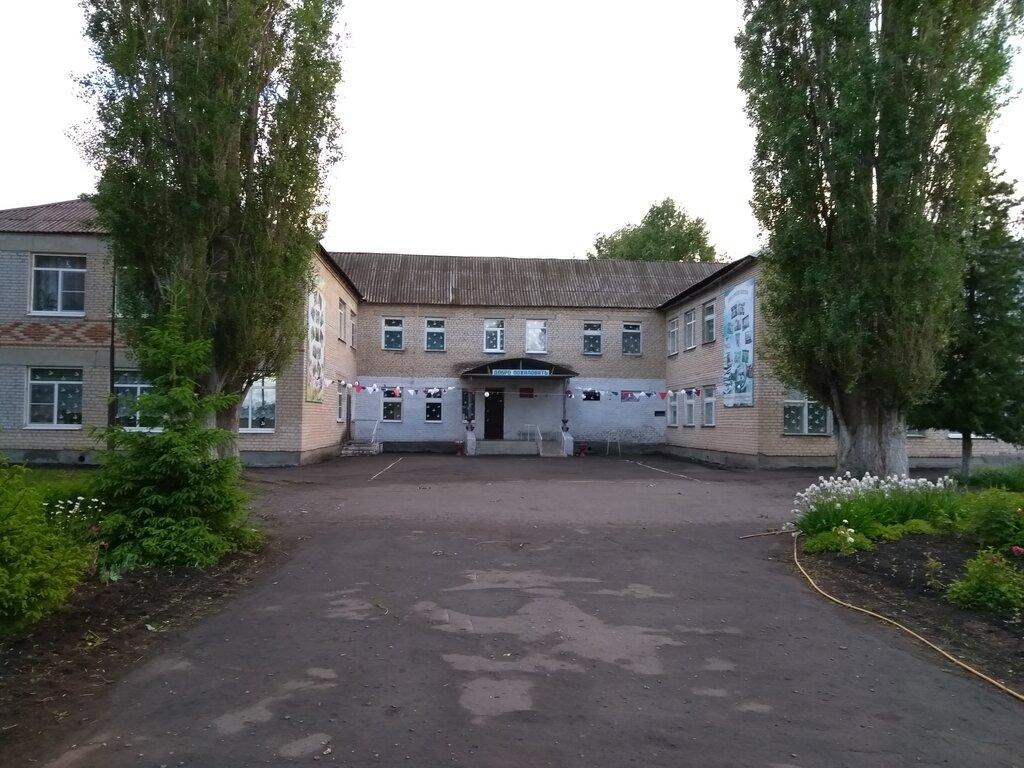 Село петровское тамбовской области фото