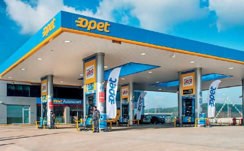 benzin istasyonu — Opet — Fatih, photo 1