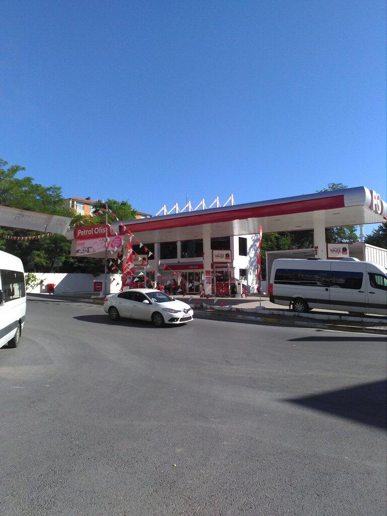 benzin istasyonu — Petrol Ofisi — Maltepe, foto №%ccount%