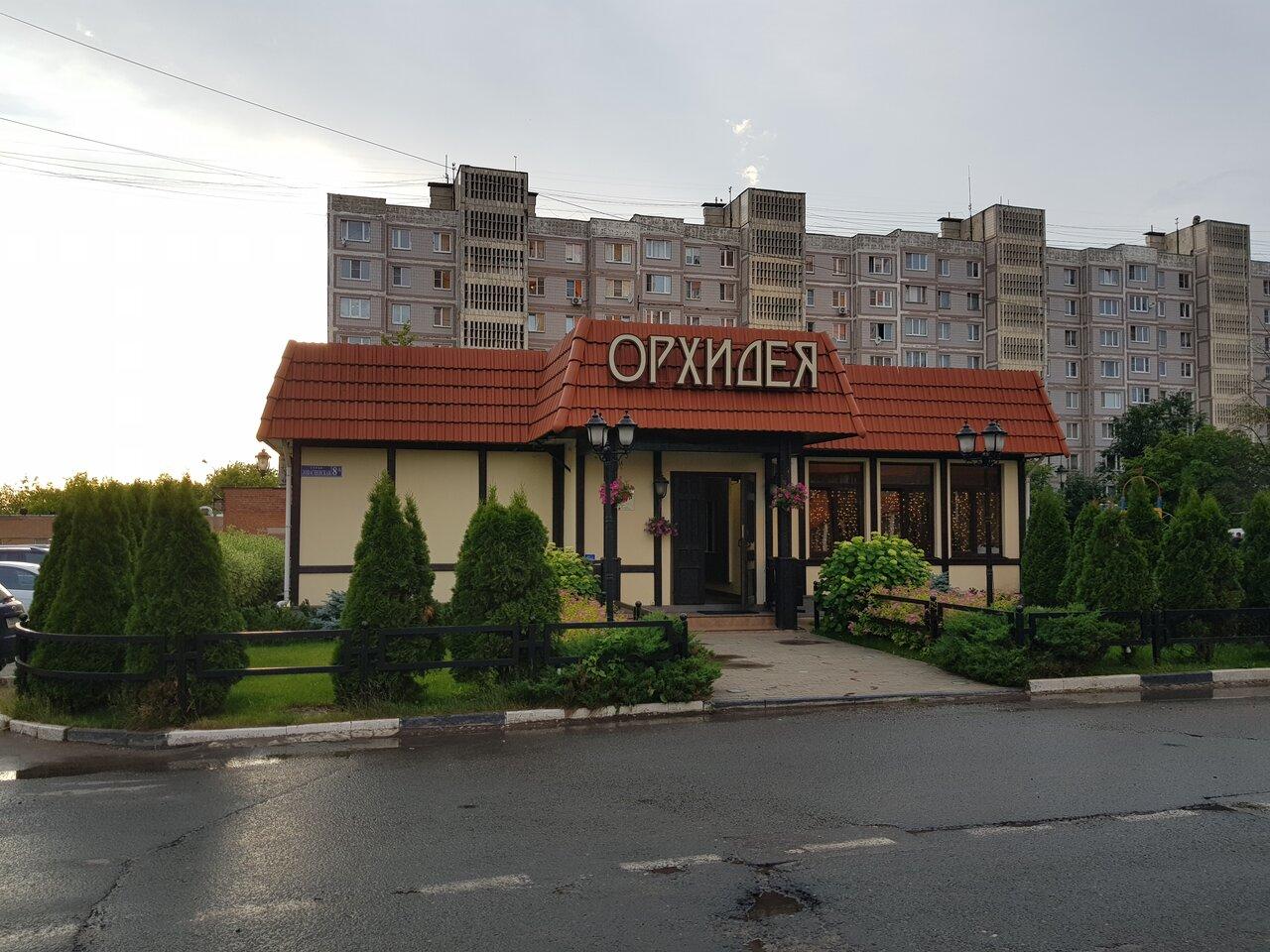 ресторан берег в чехове фото его крыше находится