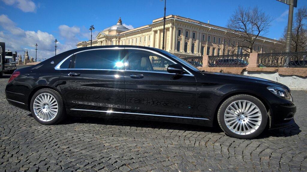 прокат автомобилей — Авто Прокат 78 — Санкт-Петербург, фото №1