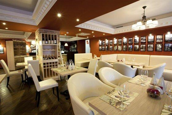 ресторан — Casa Di Mosca — Москва, фото №2