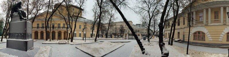выставочный центр — Новое крыло Дома Гоголя — Москва, фото №8