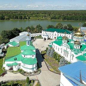 монастырь — Раифский Богородицкий мужской монастырь — Республика Татарстан, фото №2