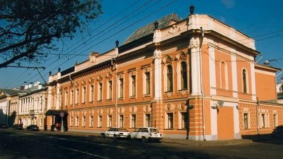 выставочный центр — Российская академия художеств — Москва, фото №2