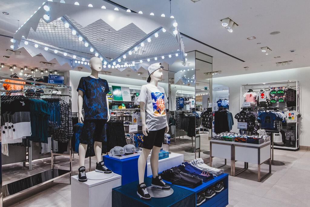 64dc97d0110 магазин одежды — H M — Москва