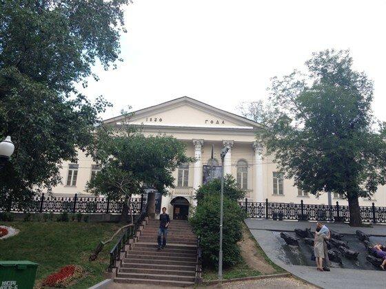 музей — Московский музей современного искусства — Москва, фото №8