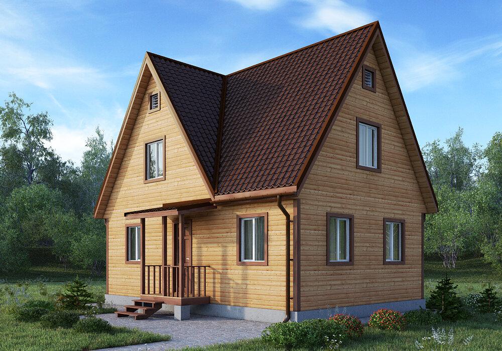 Дачный домик проекты фото из пестово