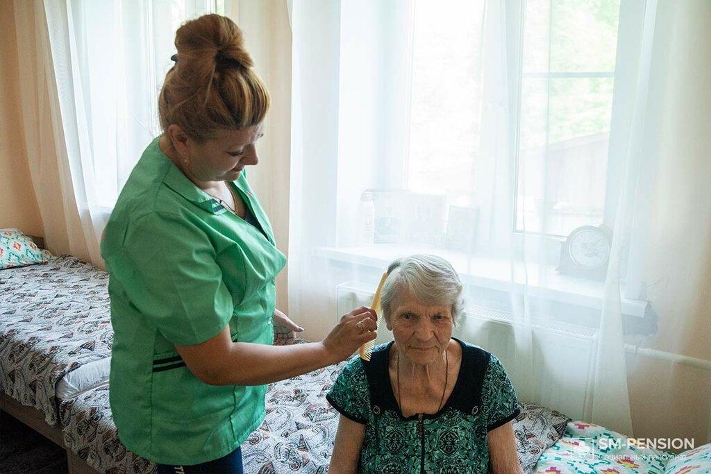 дом инвалидов и престарелых — SM-pension — Москва и Московская область, фото №1