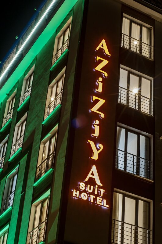 Aziziya Suit Hotel