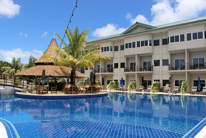 Cove Resort Palau