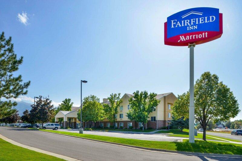 Fairfield Inn by Marriott Salt Lake City Layton