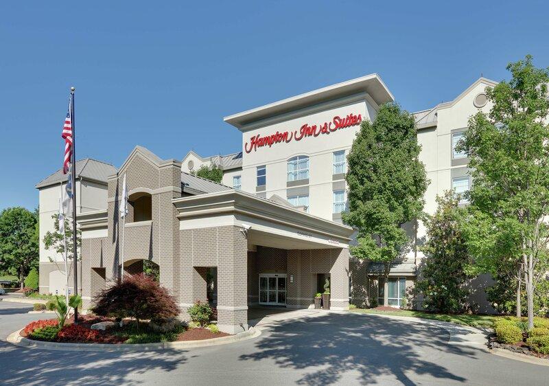 Hampton Inn & Suites Mooresville - Race City